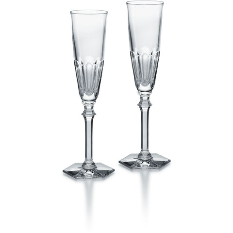 Harcourt Eve Flute Clear, Set of 2