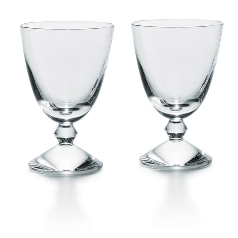 Vega Water Glass Small, Set of 2