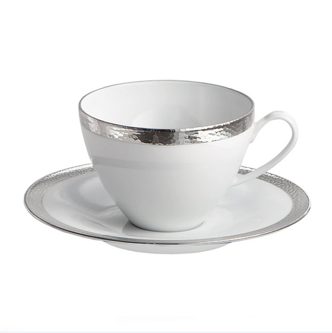 Silversmith Cup & Saucer