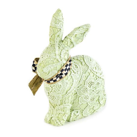 Lace Rabbit - Green