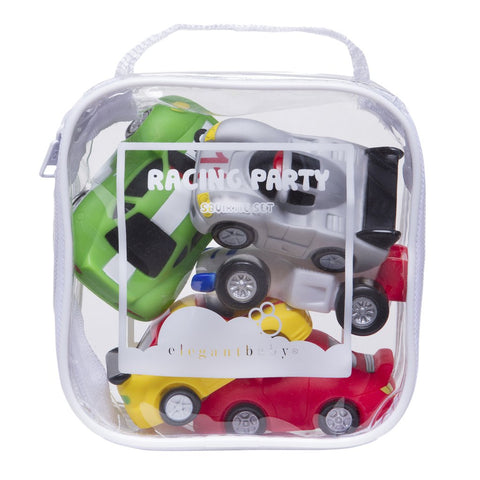 Race Car Party Bath Squirties