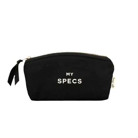 Specs Black Glasses Case
