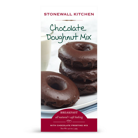 Chocolate Doughnut Mix