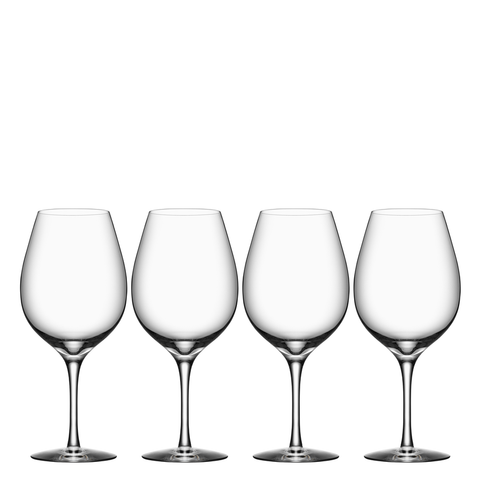 More XL Wine Glass, Set of 4