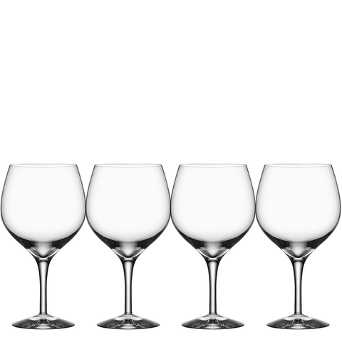 Gin and Tonic Glass, Set of 4