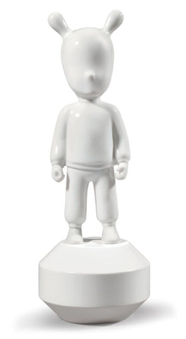 The White Guest Figurine. Small Model.