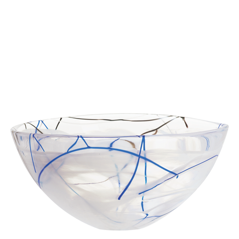 Contrast Bowl White