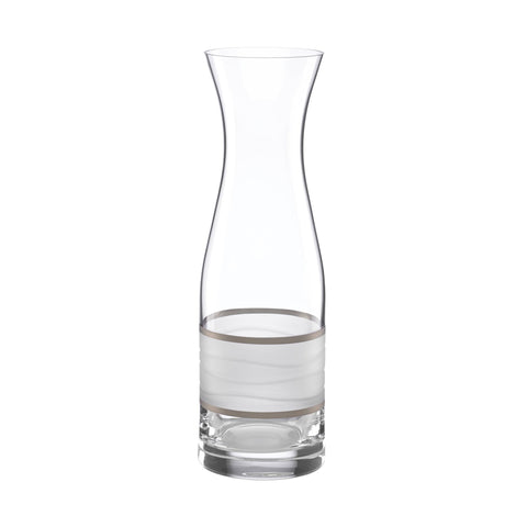 Ile de Re Platinum Carafe/Vase