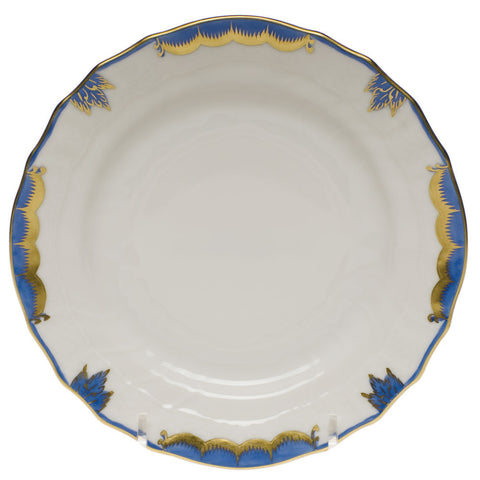 Princess Victoria Blue Bread & Butter Plate