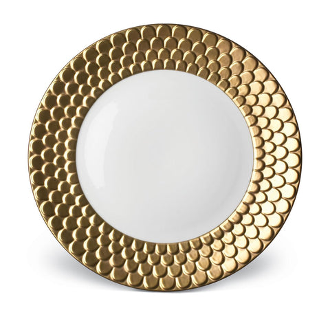 Aegean Gold Charger Plate