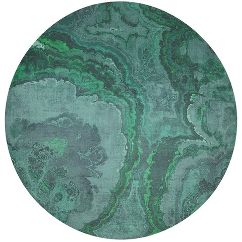 Agate Malachite Placemat, Set of 4