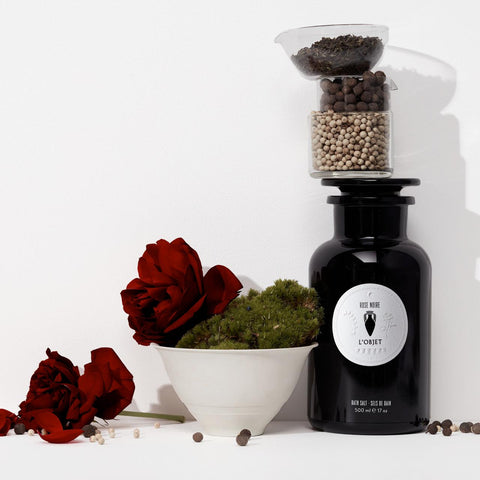 Rose Noire Bath Salt - Small