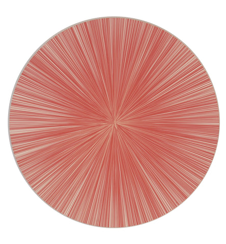 Lines Coral Placemat
