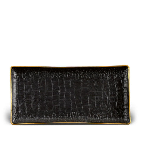 Crocodile Rectangular Tray Medium