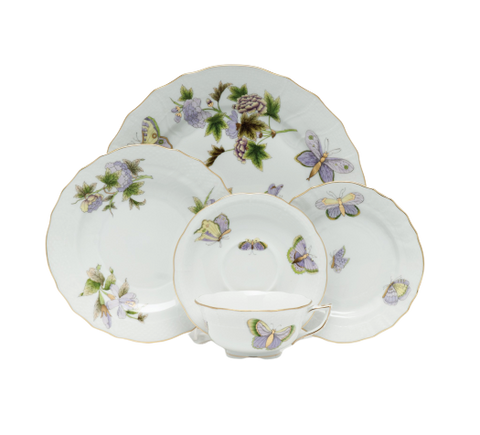 Royal Garden Dinnerware