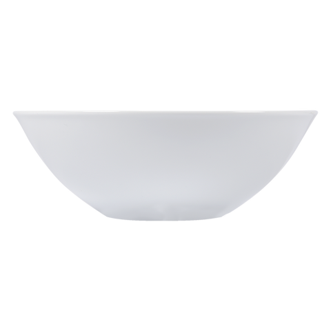 Ecume White Cereal Bowl