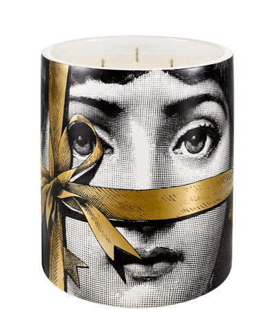 Regalo Gold Large Candle