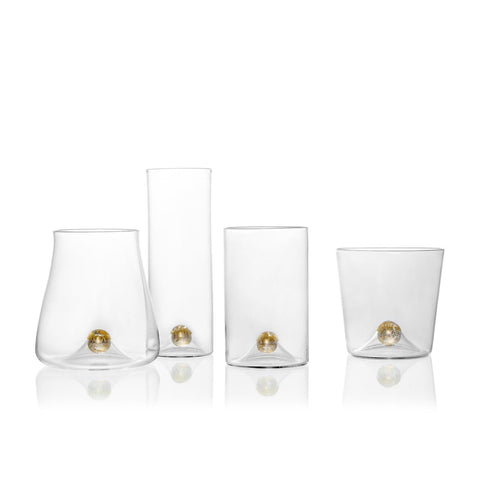 Oro Double Old Fashioned Glass