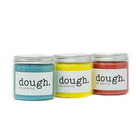 The Dough Project 3-Pack