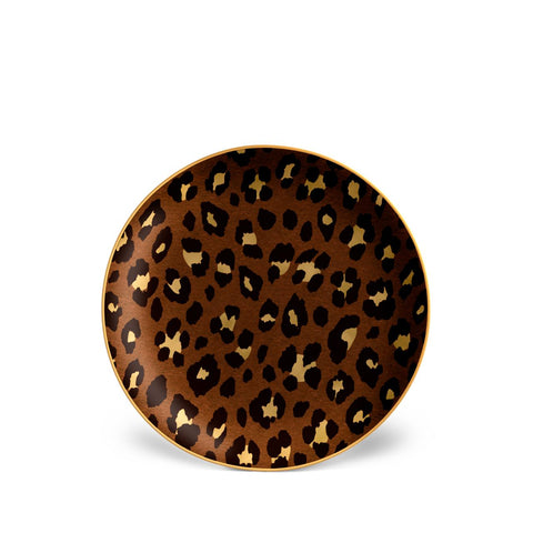 Leopard Dessert Plates (Set of 4)