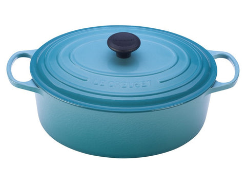 Caribbean Signature Oval Dutch Oven