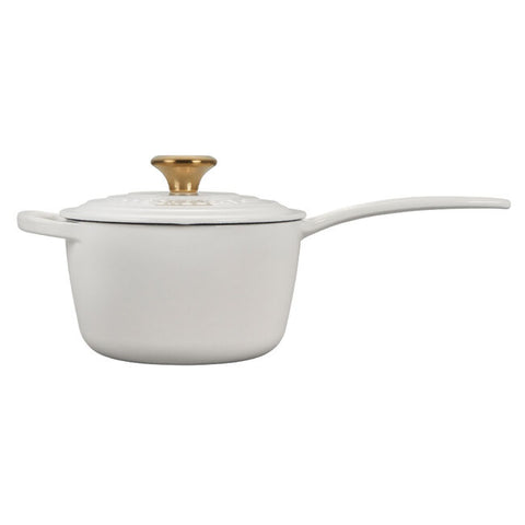 Signature Saucepan with Gold Knob