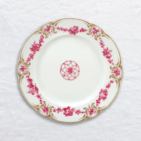 Louis XV Bread & Butter Plate