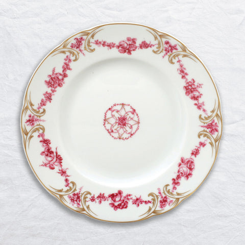 Louis XV Salad Plate