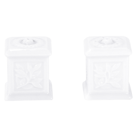 Louvre Salt & Pepper Set