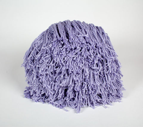 Joni Fringe Pillow Lilac