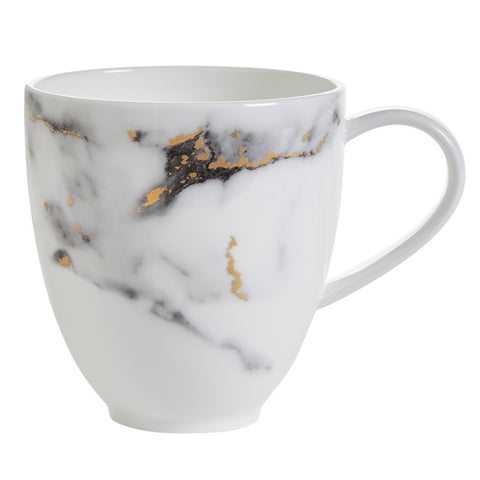 Marble Venice Fog Mug (Set of 2)