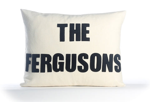 Name Pillow 14