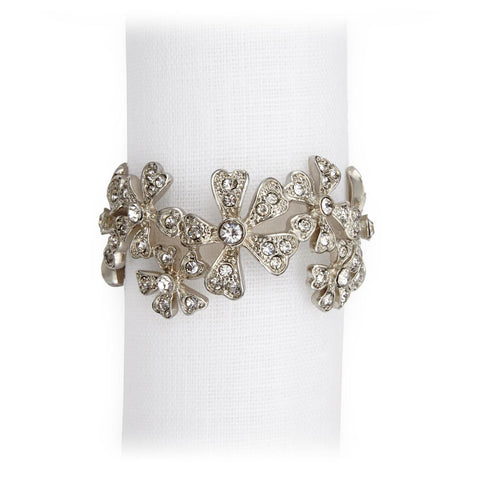 Garland Napkin Jewels, Set of 4