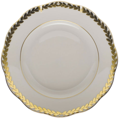 Golden Laurel Bread & Butter Plate