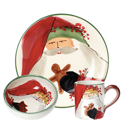 Old St. Nick Dinnerware