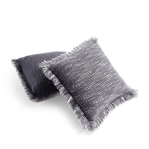 Seville Bouclé Pillow Grey