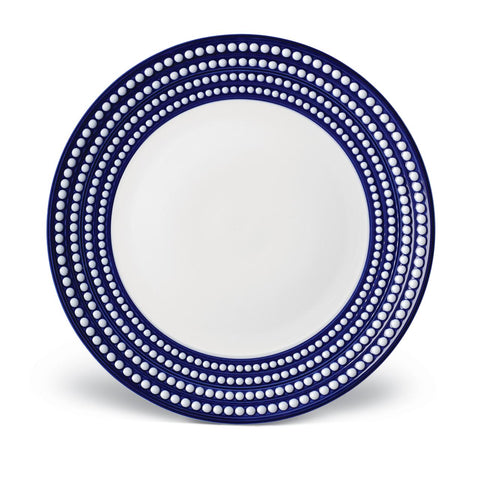 Perlée Blue Charger Plate