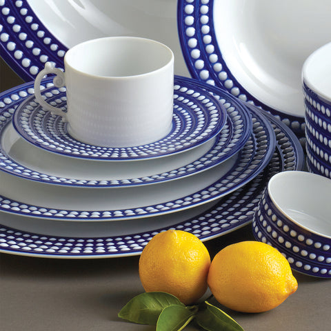 Perlée Blue Deep Bowl Small