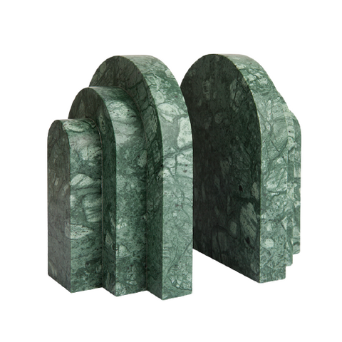 Palazzo Bookend Foresta, Set of Two