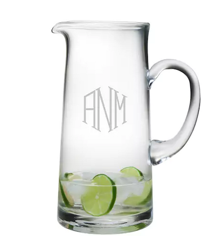 3-Letter Classic Pitcher