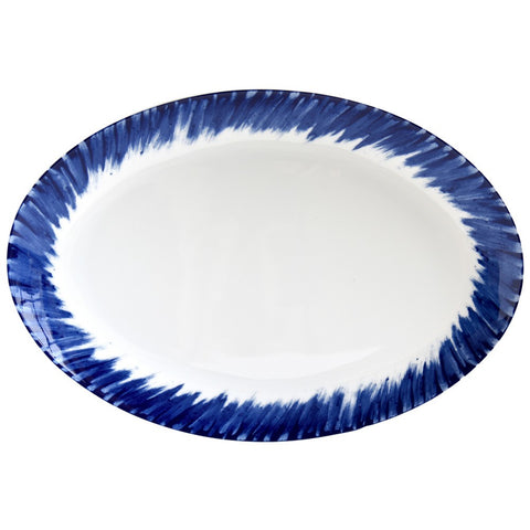 In Bloom Oval Platter Small
