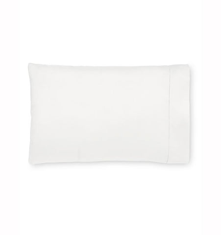 Giotto White Pillowcase King, Pair