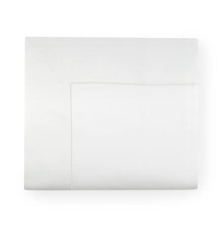 Giotto White Flat Sheet King