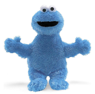 Cookie Monster, 12