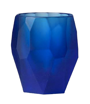 Milly Frost Blue Large Acrylic Tumbler