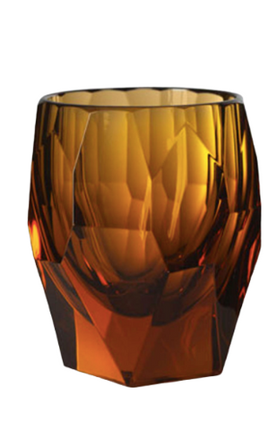 Milly Amber Acrylic Tumbler