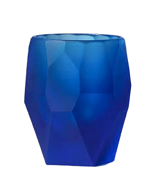 Milly Frost Blue Acrylic Tumbler