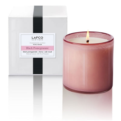 Black Pomegranate/ Wine Room Candle