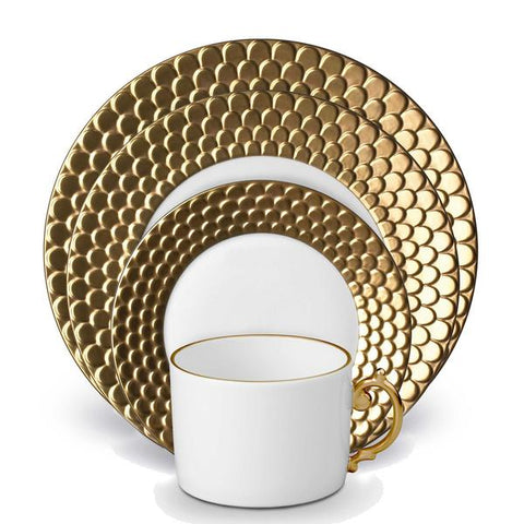 Aegean Gold Dinnerware