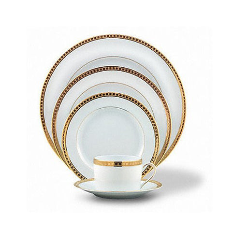 Athena Gold Dinnerware